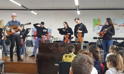 Scoprire il violino con la Camerata Ducale Junior