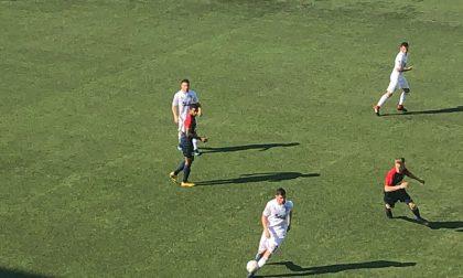 Pro Vercelli vittoriosa 1-0 sul Gozzano