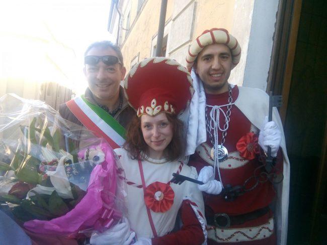 Tutti vincitori al Carnevale di Tronzano