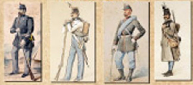 Un&#8217&#x3B;eccezionale mostra sulle uniformi d&#8217&#x3B;epoca