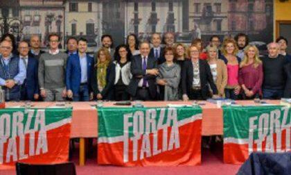 Comunali Vercelli 2019: la lista di Forza Italia