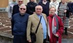 Coscritti in festa: si ritrovano i nati nel 1943 e 1944