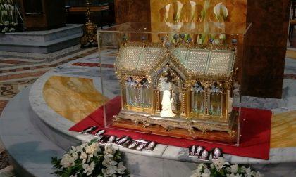 Reliquie di Bernadette a Vercelli: la giornata conclusiva