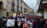 Vercelli Pride 2019: musica e colori, poi il diluvio