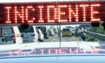 Incidente sull'A4 all'altezza di Balocco