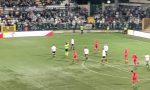 La Pro Vercelli schianta l'Alessandria 3-1 e va avanti