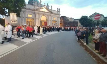 Reliquie di Bernadette a Vercelli: una processione chilometrica