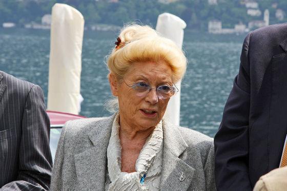 Addio a Lilli Bertone, fu la signora dell'auto