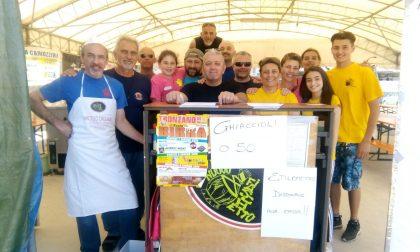 Tronzano Vercellese: grande successo della Festa della Birra