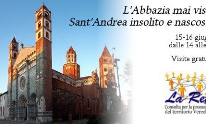 """Sant'Andrea inedito: le visite curate da """"La Rete"""""""
