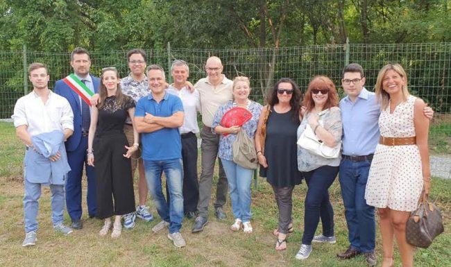 Borgosesia: nuova pista di atletica intitolata a Buonanno