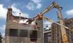 Ala terremotata del liceo scientifico: al via la demolizione – VIDEO