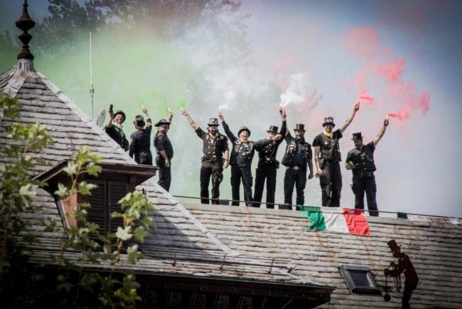 Val Vigezzo: 38° raduno internazionale dello spazzacamino