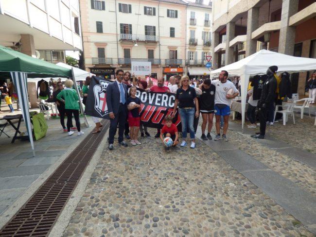 Festa dello Sport Vercelli: tripudio di gioventù in piazza