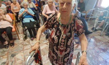 Viverone: l'invidiabile traguardo dei 102 anni di Maria Leto