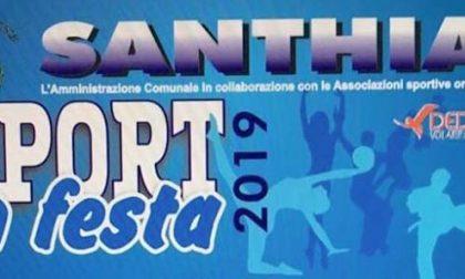 Santhià: Sport in festa, venerdì 13 e sabato 14 settembre