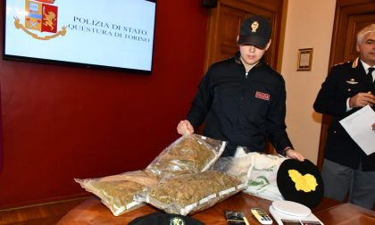 Un chilo e mezzo di marijuana sequestrata, l'operazione della Polizia