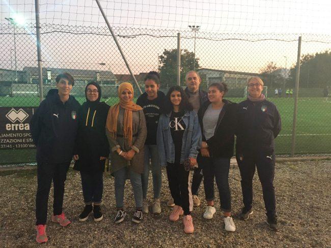 Calcio femminile: Lg Trino fa la squadra