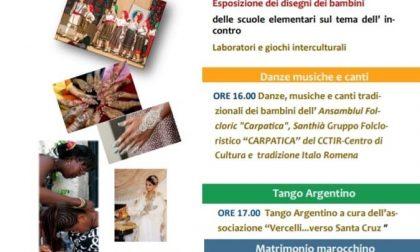 Santhià: Festa dei Popoli 2019
