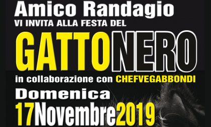 Pezzana: Festa del Gatto Nero