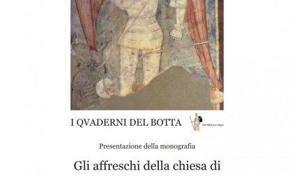 """Borgo d'Ale: presentazione dei """"Quaderni del Botta"""""""