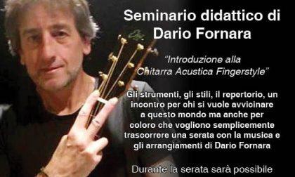 Unipop Vercelli: seminario didattico con Dario Fornara