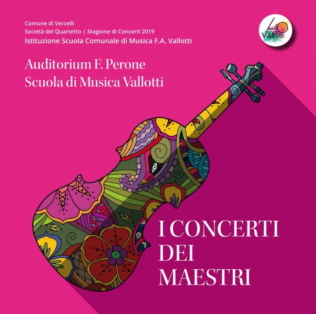 """Concerti all'Auditorium della Scuola Vallotti """"Franco Perone"""""""