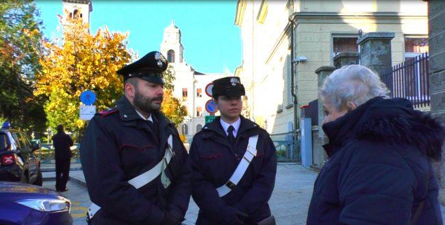 Borgosesia: arrestato per furto aggravato continuato ad una anziana