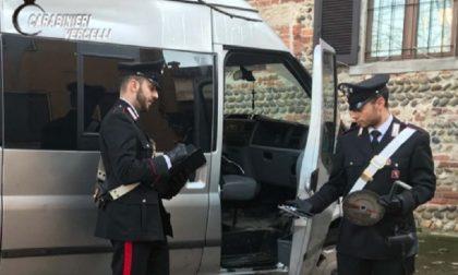 Arrestato latitante con arnesi da scasso sul furgone