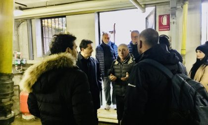 Riscaldamento Stadio Piola e sala Scherma: determina di spesa da 61.000 euro