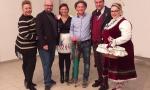 San Germano: Cristina e Rudy le maschere del Carnevale 2020