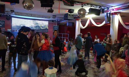 Ballo dei bambini: domenica in allegria con le maschere