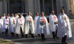 Templari in città nel silenzioso cammino per la fede