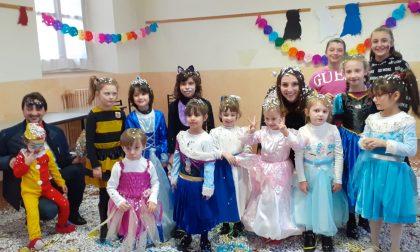 Rive-Pertengo Carnevale: ballo dei bambini tutto al femminile – VIDEO