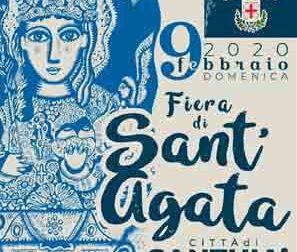Santhià: domenica 9 febbraio Fiera di Sant'Agata