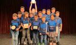 La scuola di ciclismo Team Frogs premiata a Torino
