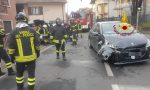 Incidente a Roasio: due feriti