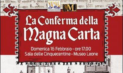 Magna Carta: conferenza de La Rete
