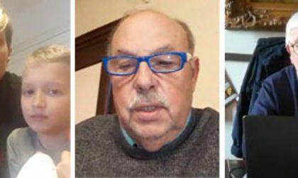 #iorestoacasa 4 – messaggi di Carolina Ferraris, Luigi Ferraris e Chiocchetti
