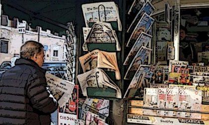 Editori, distributori e edicolanti: cittadini andate in edicola!