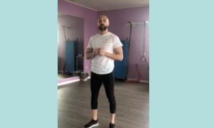 #iorestoacasa: La palestra domestica, tutorial di New Gold Gym
