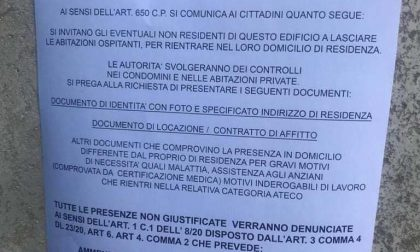 Coronavirus: falso volantino intestato al Ministero dell'Interno