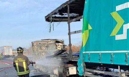 Tragico tamponamento sull'A4 in comune di Santhià: un morto