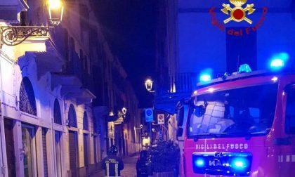 Fuga di gas in centro: palazzina temporaneamente evacuata