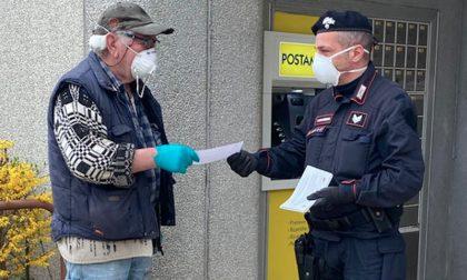 Amici Carabinieri: portano le pensioni e vegliano sugli anziani