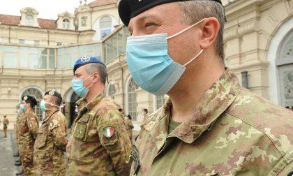 Operativi altri 25 infermieri militari in Piemonte