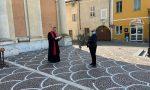 Coronavirus, San Germano: benedizione dell'ulivo – Video