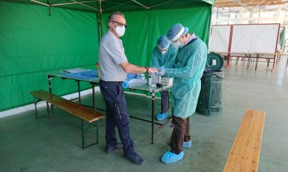 Coronavirus: Inizio test sierologici a Trino