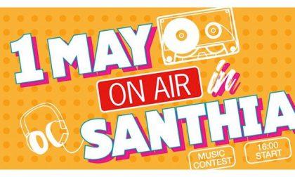 """Santhià: al via la prima edizione di """"1 May On Air"""""""