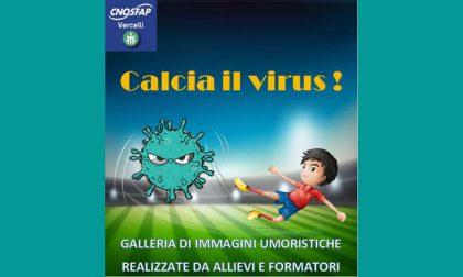 Il Cnos Fap dà un calcio al Coronavirus